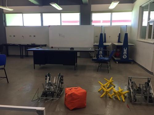 UT El Retoño, Robotics