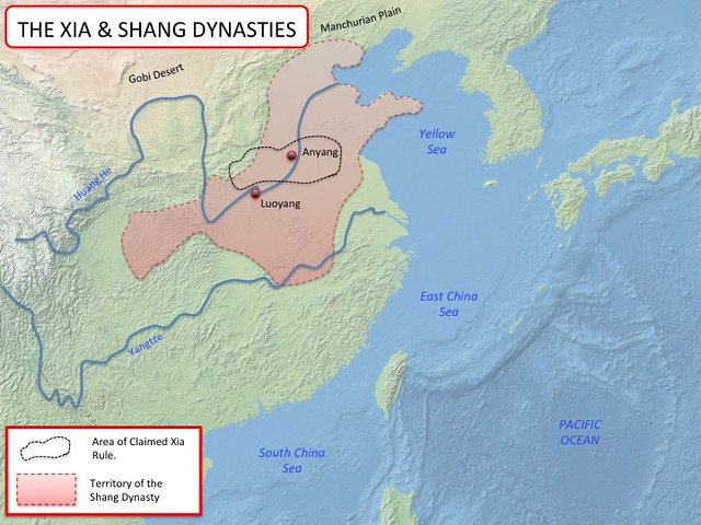 Chinese Dynasties - Lessons - Tes Teach