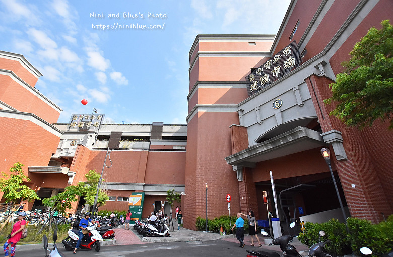 台中新建國市場火車站42