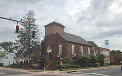 Manassas VA: Former Presbyterian Church