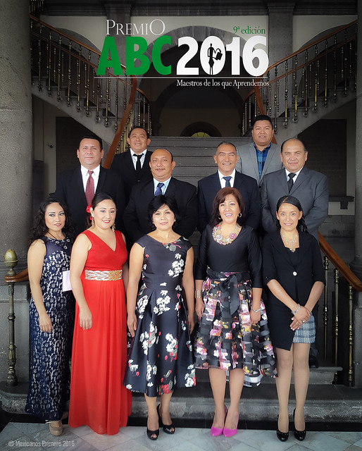 Ceremonia del Premio ABC 2016