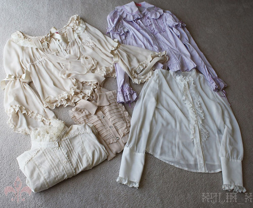 Wardrobe post 2012