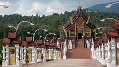 2012-11-25 Thailand Day 07, Royal Flora Ratchaphruek, Chiang Mai