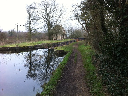 Thames & Severn Canal South Cerney