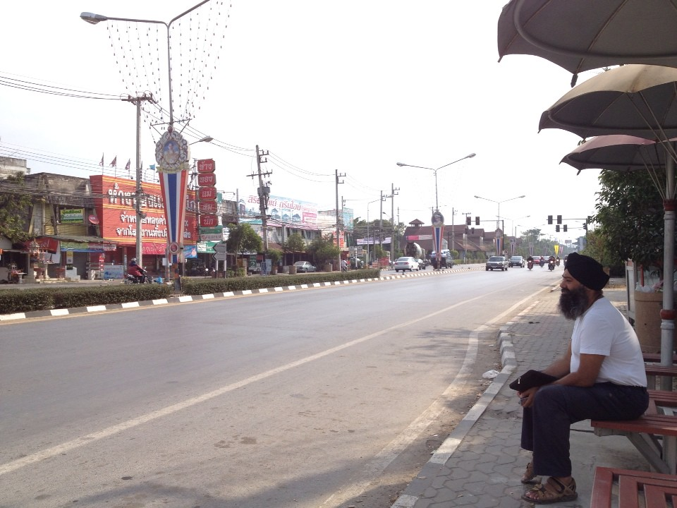 Charoenrat Road…..