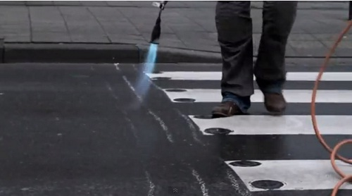 IBM Light-up Crosswalks