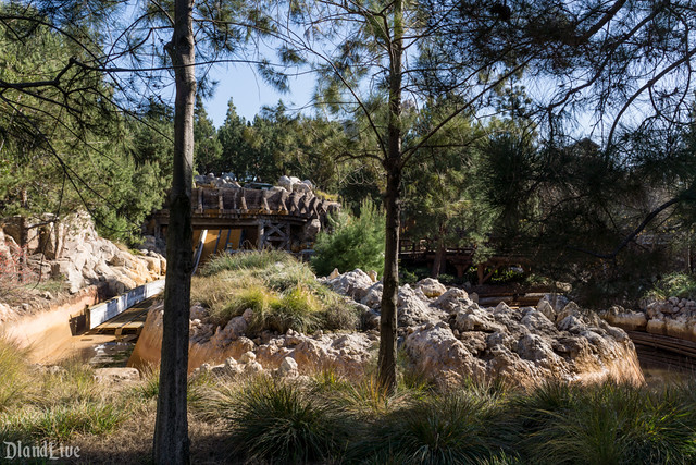 Grizzly River Run Refurbishment