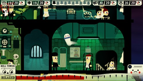 hospital - Haunt the House: Terrortown for PlayStation Mobile