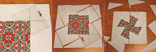 What We're Making! Twister Blocks | ilovefabric blog : twister quilt ruler - Adamdwight.com