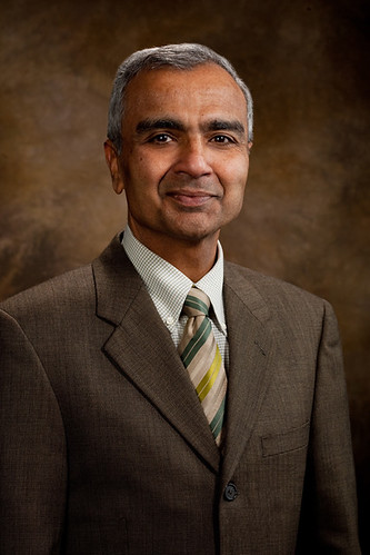 Lalit Verma. (U of Arkansas System Division of Agriculture photo.)