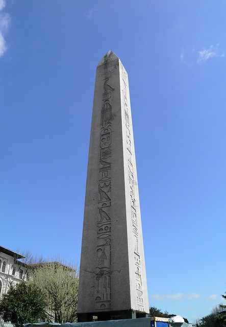 The Obelisk of Theodosius, Hippodrome, Istanbul