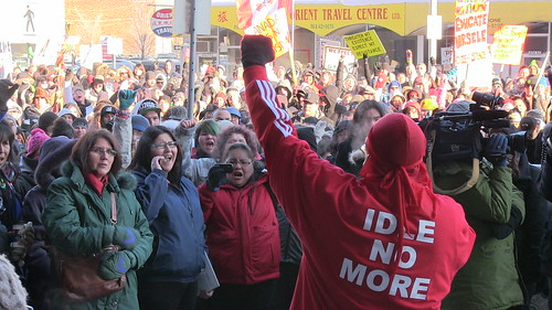 Idle No More - Global Day of Action