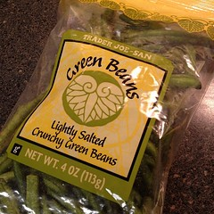 Love this new snack I found at Trader Joe's!  Slightly addictive.
