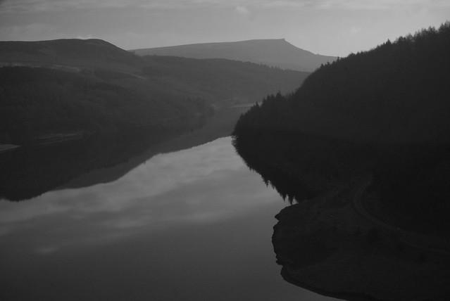 Derwent Reservoir, Derbyshire
