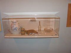 Excavation Items Display