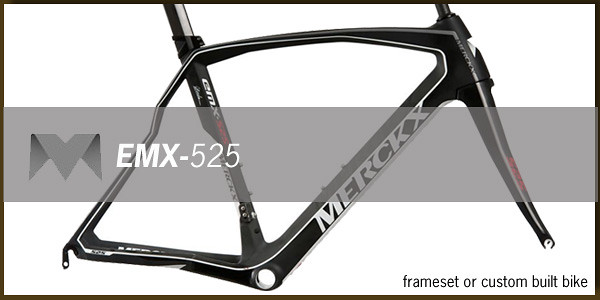 Eddy merckx EMX 525 Frame or Bike