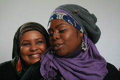 Sukina Abdul Noor and Muneera Rashida