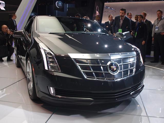 2014 Cadillac ELR 4
