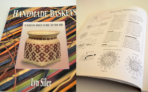 "Book, ""Handmade Baskets"""