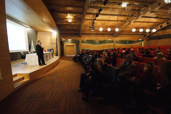 Üsküdar İlçesi Rehber Öğretmenleri Üsküdar Üniversitesi'ndeydi