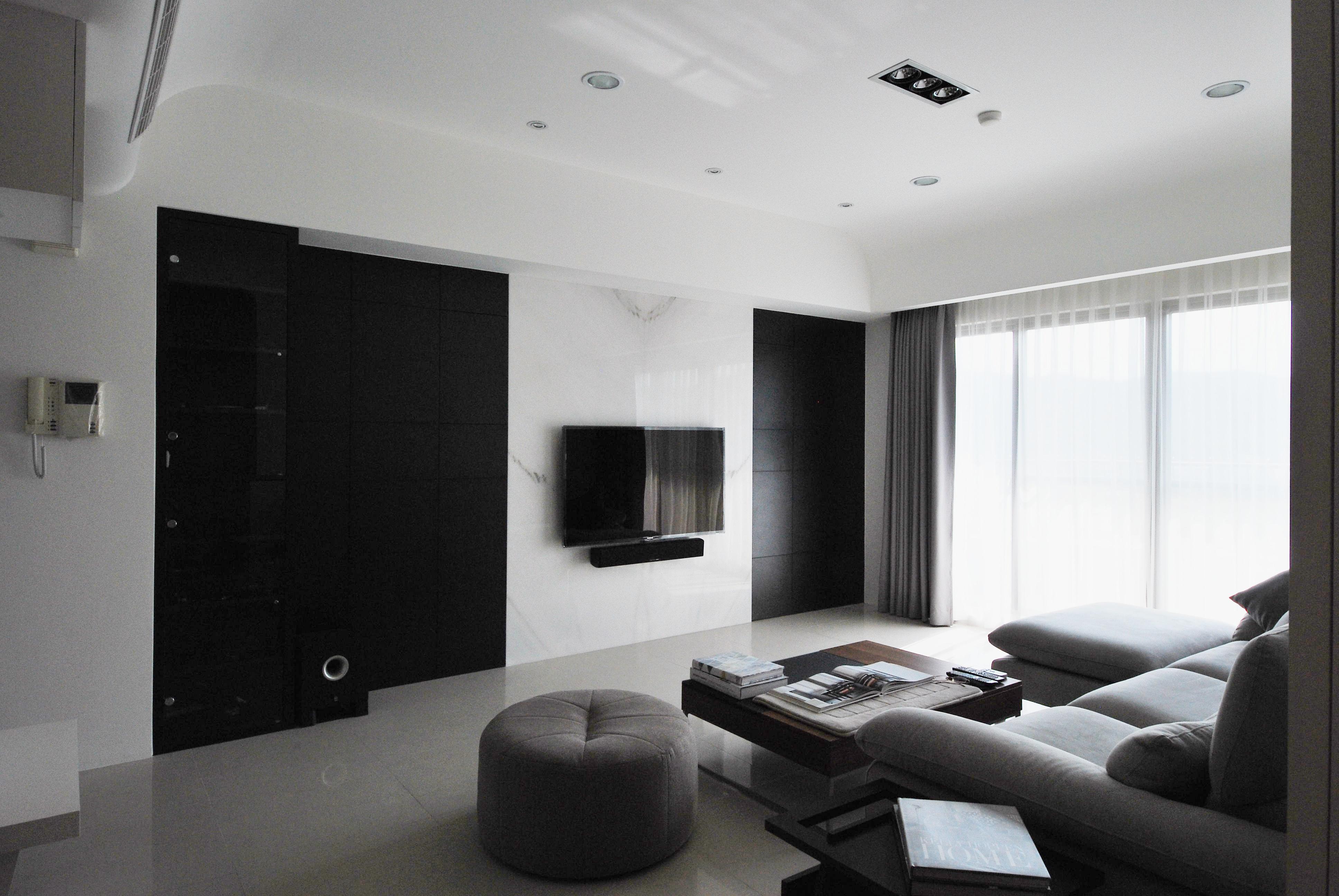 住宅設計現代簡約風-2