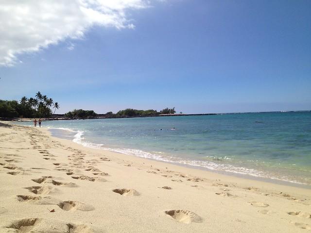 Makalawena Beach