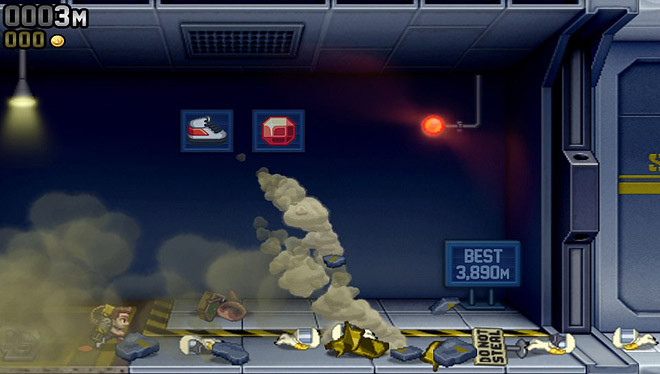 How Jetpack Joyride uses game psychology to keep you hooked