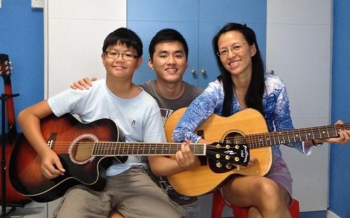 Timothy & Mrs Chan