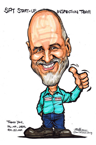 caricature for Exxonmobil 18062012
