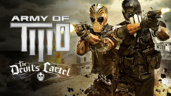 Army of Two Devil´s Cartel