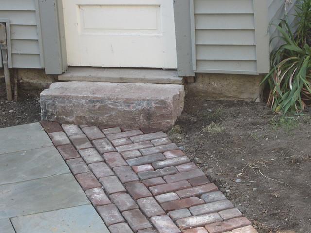 Backyard materials