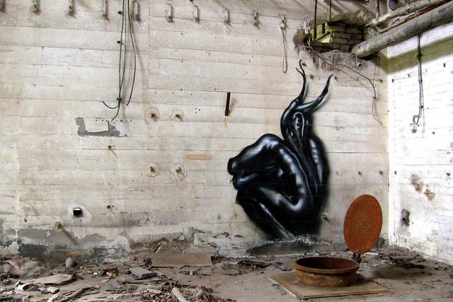 graffiti | kim köster | das chemiewerk . berlin