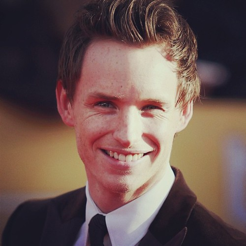 #mancrushmonday obsessed with Eddie Redmayne ❤