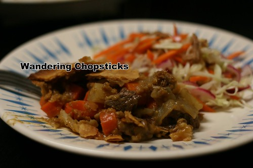 Bo Kho (Vietnamese Beef Stew) Pot Pie 11