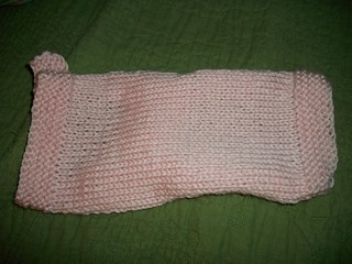 Pink Dog Sweater for Lila