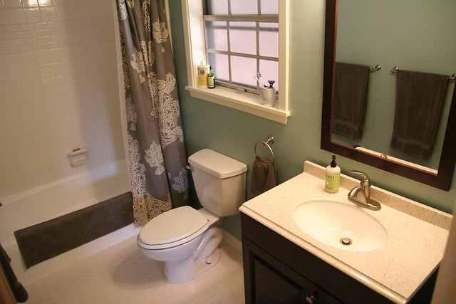 bathroom renovation, in photos.....
