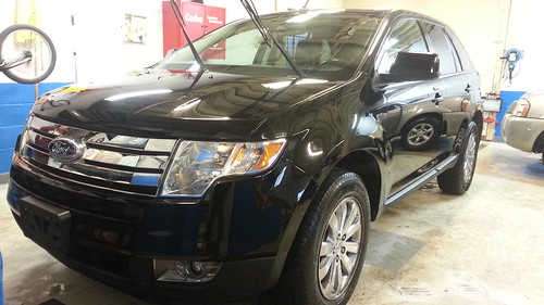 2010 Ford EDGE Detailed by Brillante auto service