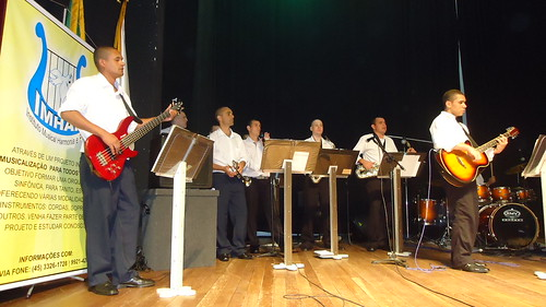Música ressocializa presos em Penitenciária Industrial de Cascavel