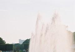上野の噴水