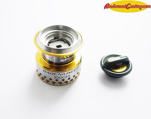 Rarenium 1000FA Ci4 Carbontex #1