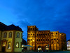 Old and New, Porta Nigra in Trier, Germany by Frans.Sellies