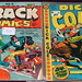 Crack Comics #9 & Dick Cole #6