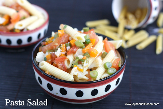 pasta salad 1
