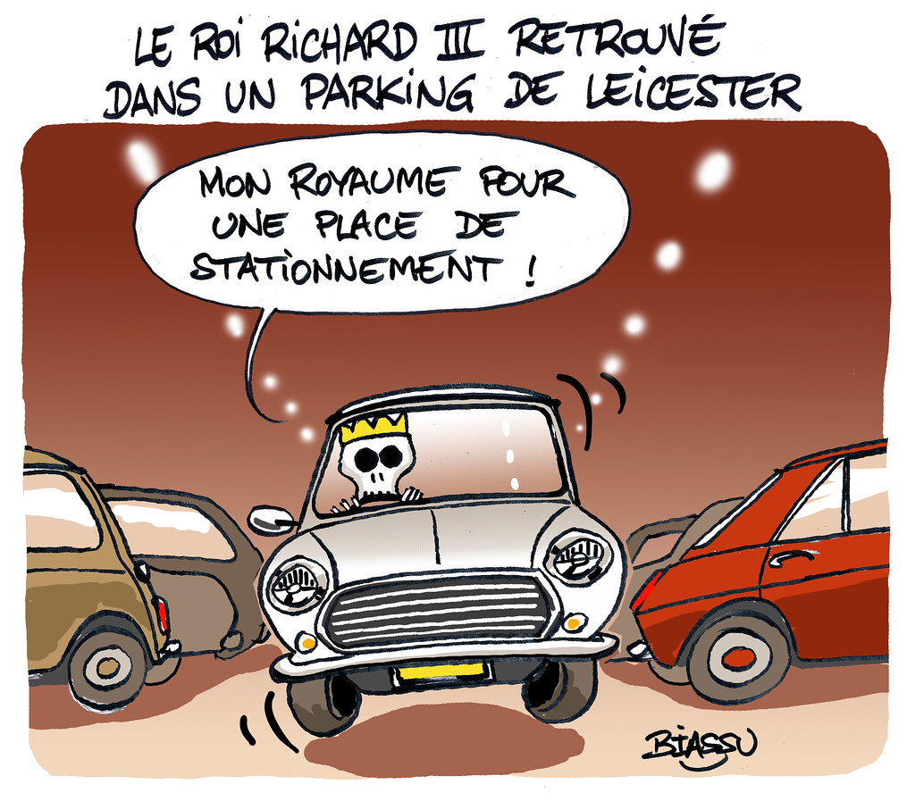 humour+Biassu+Richard3+histoire