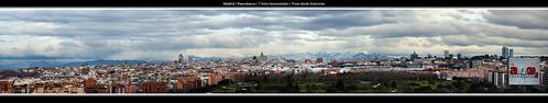 Madrid | Panorámica | Entrevías by alrojo09