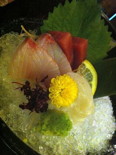 IKYU's Sashimi