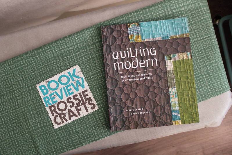 Quilting Modern Book Review