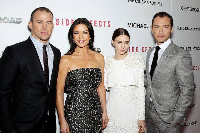 Channing Tatum, Catherine Zeta-Jones, Rooney Mara, Jude Law