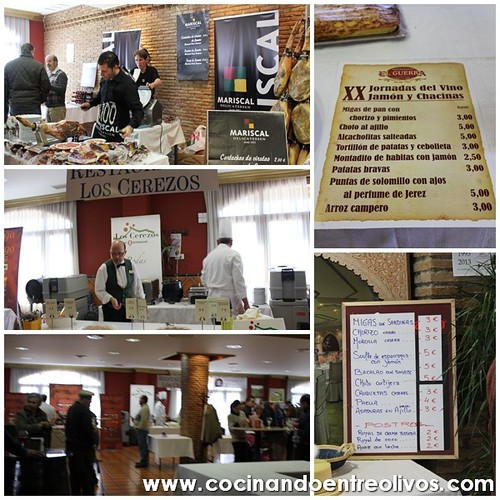 Joranadas vinos y chacinas Huetor Vega www.cocinandoentreolivos.com 4