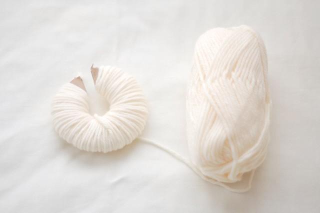 pompon winding